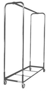 Single Top Garment Rack