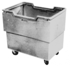 50P Series Utility Carts