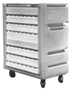 Roundtripper Laundry Delivery Cart