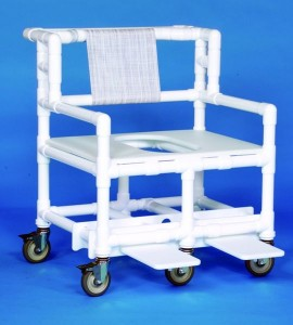 Shower Commode Chair - C-BS-C880