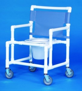 Shower Commode Chair - C-SCC9250-OS