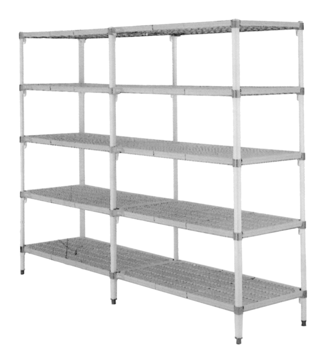Antimicrobial Storage Shelving Units | Wire Shelf | Latest Products